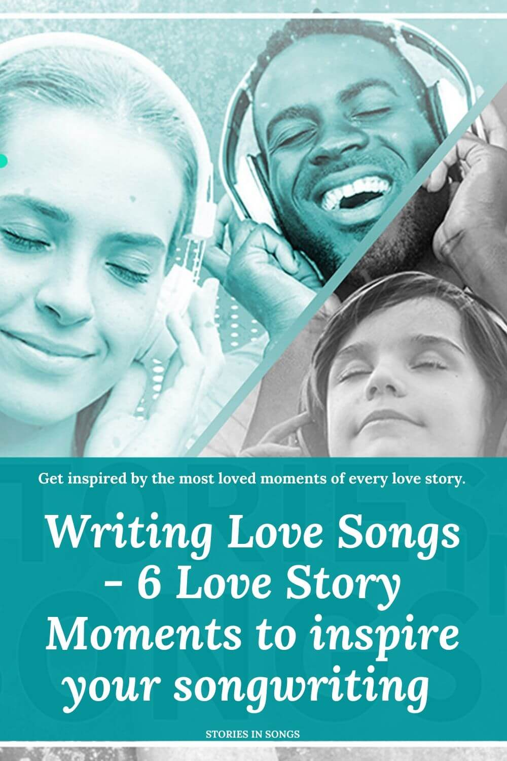 Episode 006 - Writing love songs - 6 Scenes to inspire you
