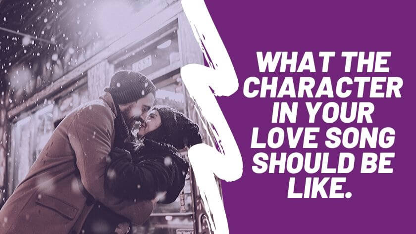 What about character in songwriting?